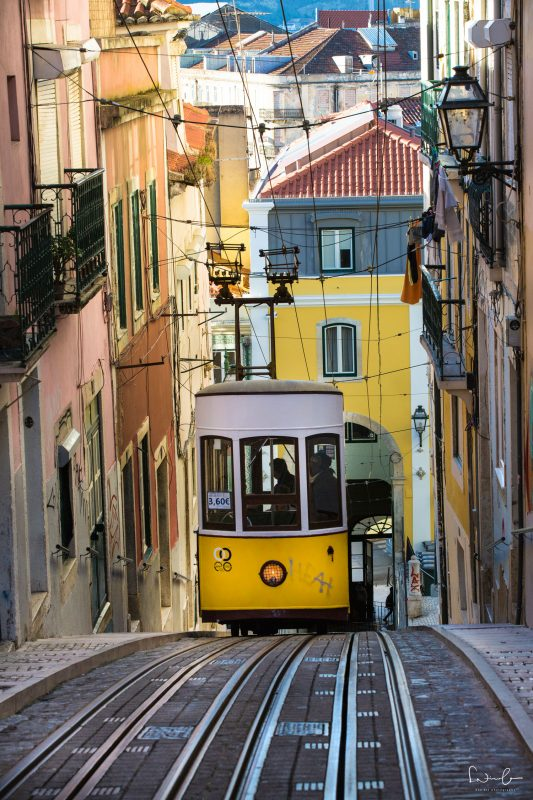 Lisbon top tips Elevador da Bica