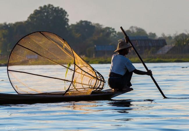 2 Plätze in Myanmar zum Chillen