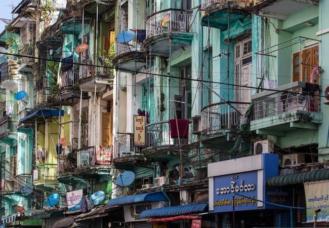 3 Tage in Yangon