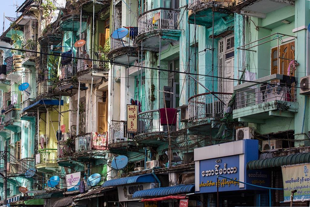 3 Tage Yangon