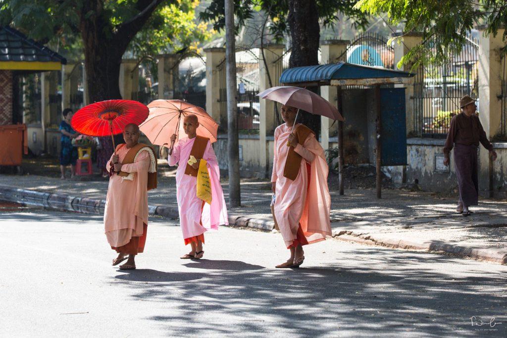 Myanmar itinerary