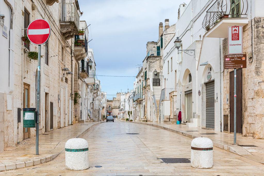 Puglia cities