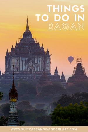 Things to do in Bagan, Myanmar