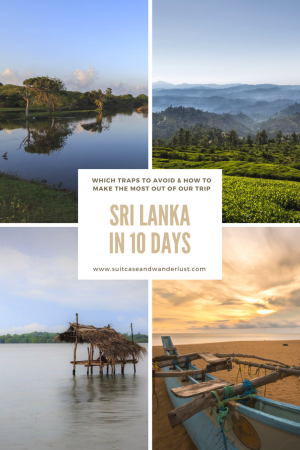 Sri Lanka in 10 days