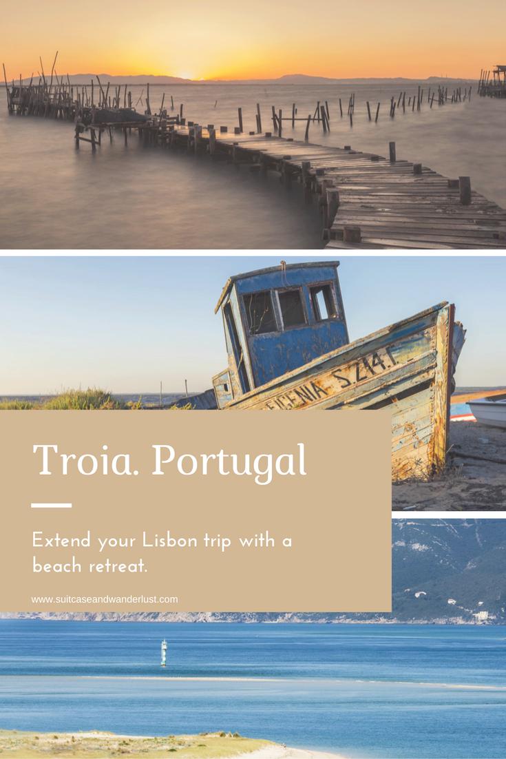 Extend Lisbon trip