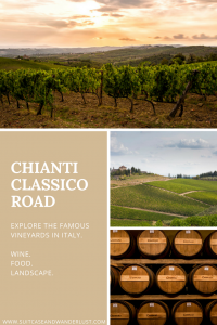 Explore Chianti region