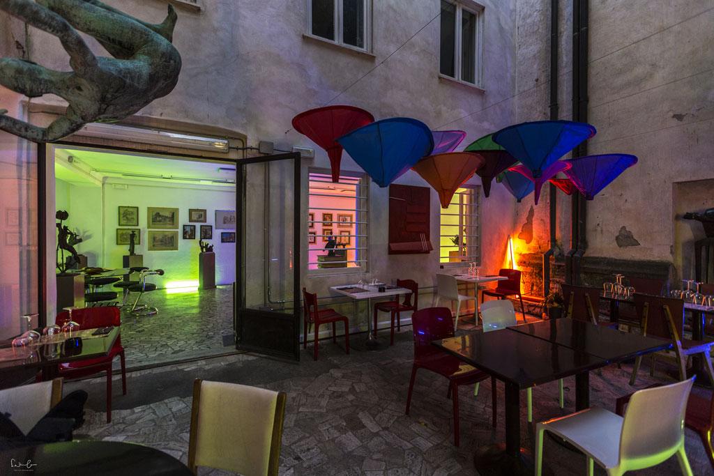Lucca Tuscany Olio su Tavola