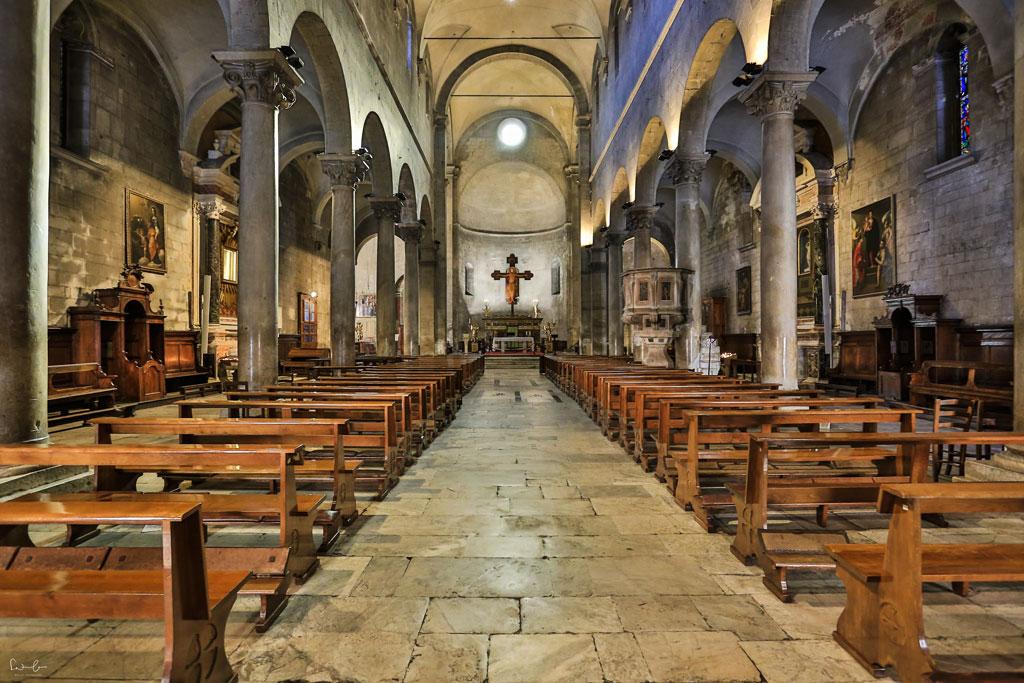 Lucca Chiesa di San Michele
