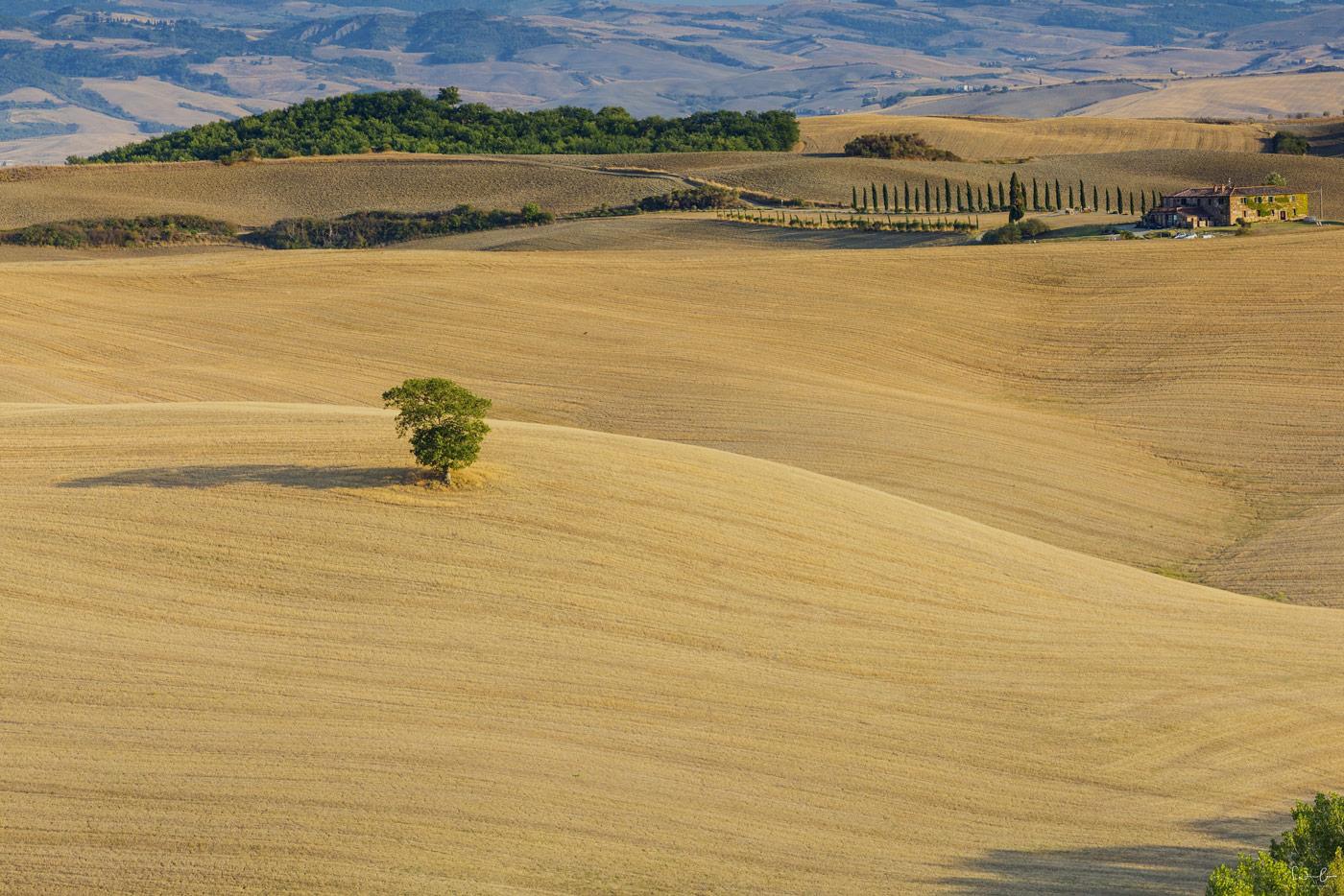 italy itinerary tuscany
