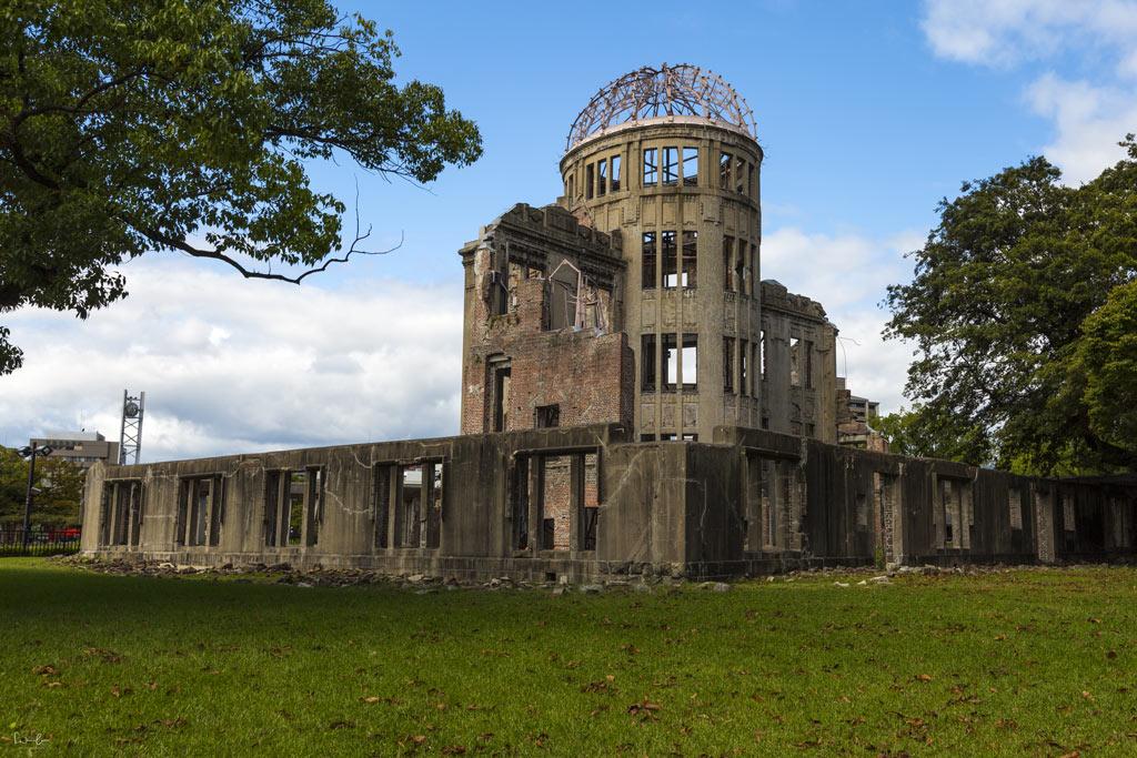 Japan Hiroshima A-Bomb