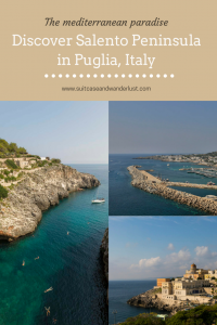 Discover Salento in Puglia