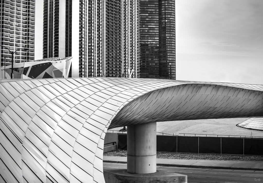BP Pedestrian Bridge Chicago
