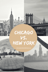 Chicago vs. New York