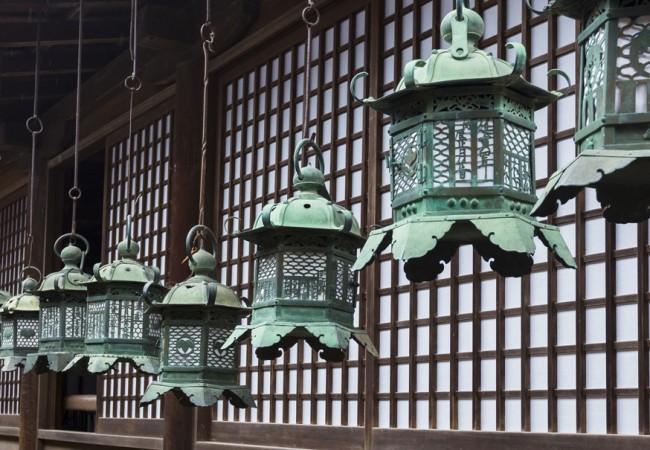 Nara: Sightseeing mit den Rehen