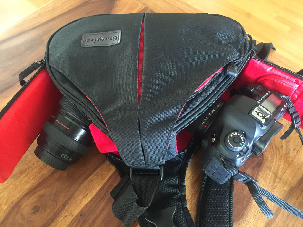 DSLR slingbag