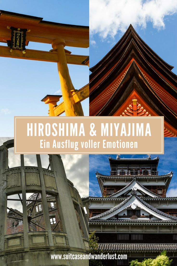 Hiroshima und Miyajima