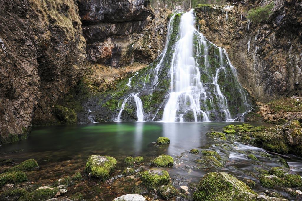 Wasserfall Golling Salzburg
