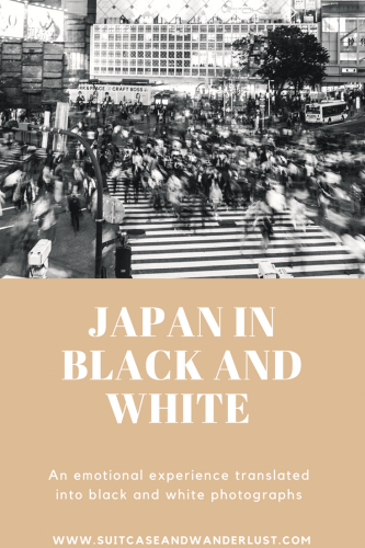 Japan in black and white