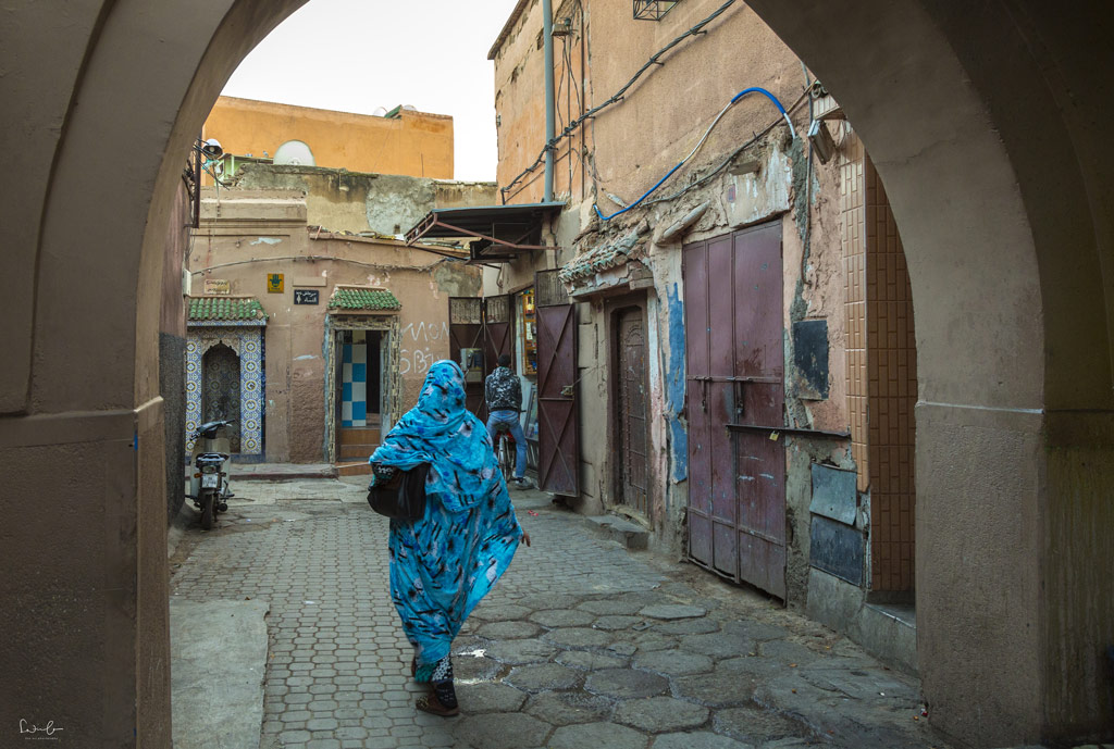 What to wear in Marrakech