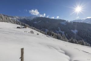 Winter holidays Alpbach