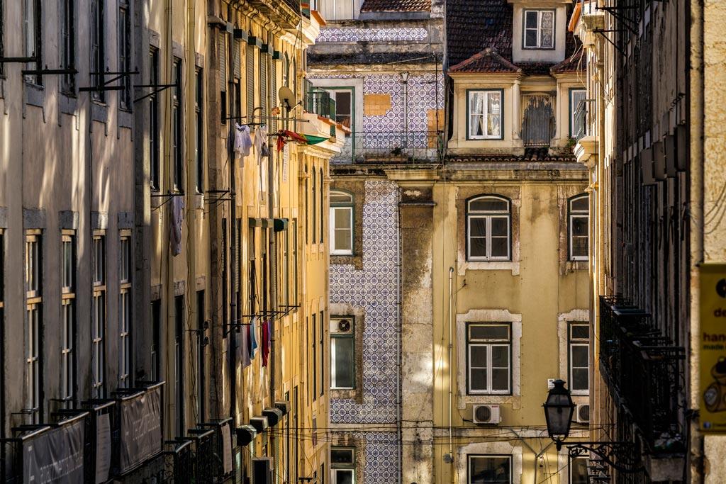 Lisbon city trip
