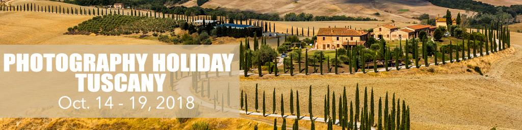 Photography holiday tuscany