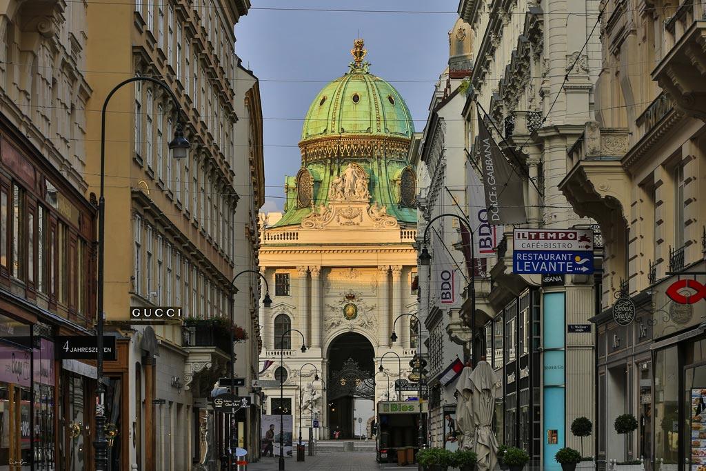 Vienna Kohlmarkt