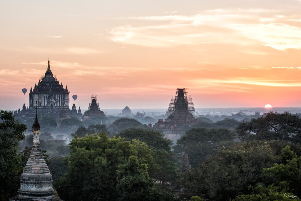 travel inspiration Myanmar