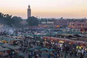 Djemma el-Fna Marrakech