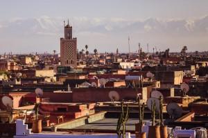 Maison photographie marrakech