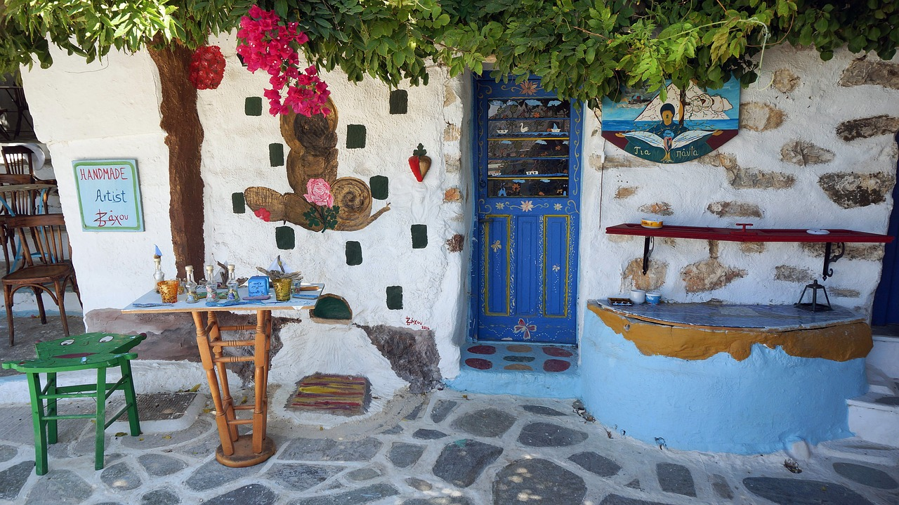 Travel inspiration Europe Amorgos
