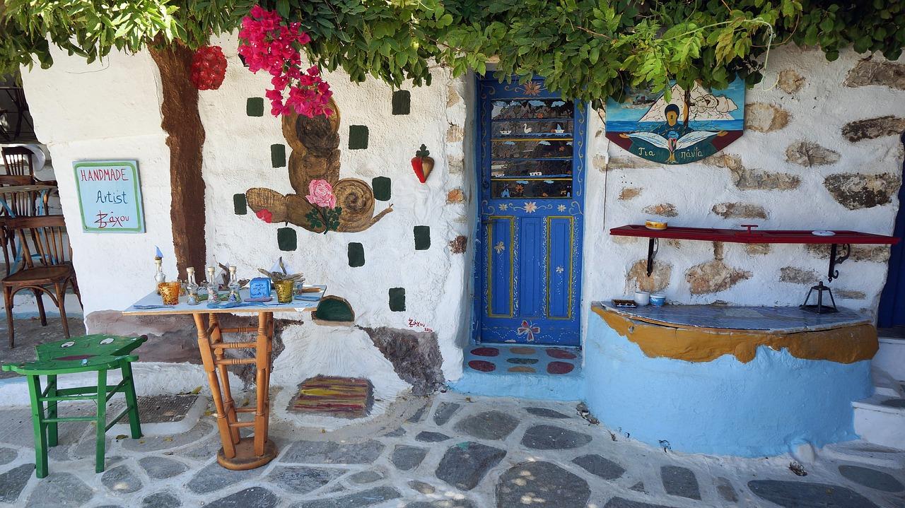 Travel inspiration Europe Amorgos