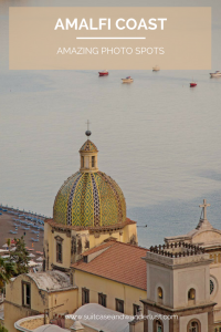 Amalfi coast photo spots