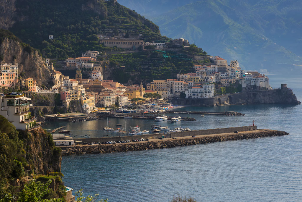 Amalfi coast photo spot