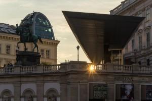 Vienna summer locations Albertina
