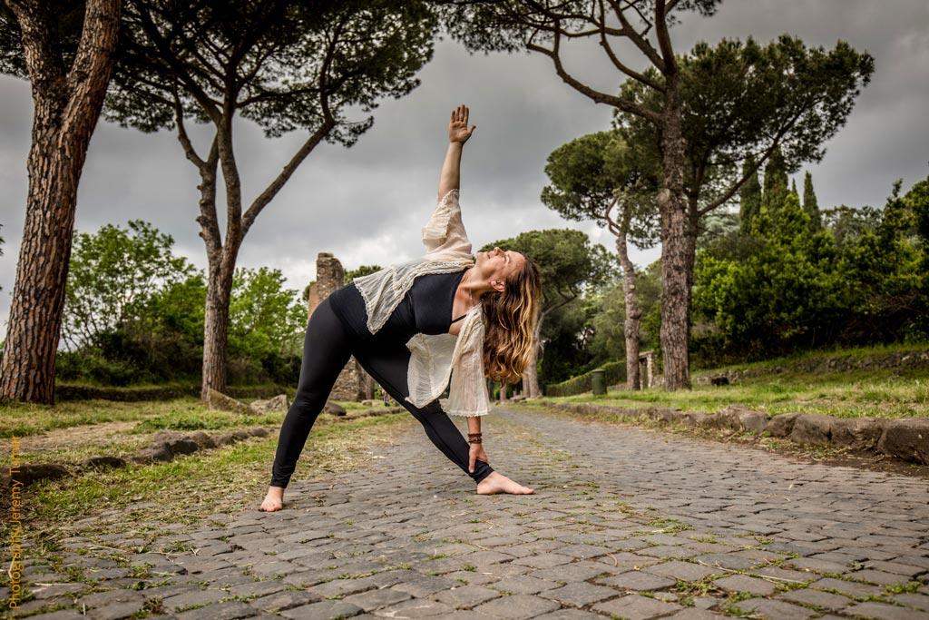 Yoga retreat Sicily