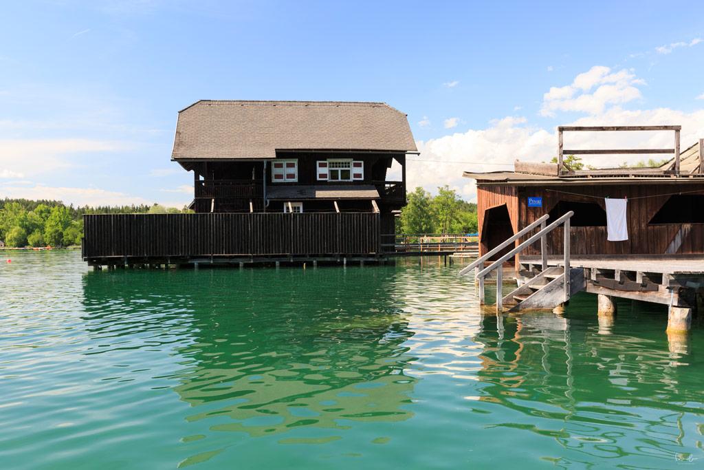 Strandbad Klopeiner See