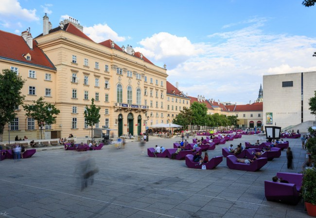 Die Sommer Hot Spots in Wien