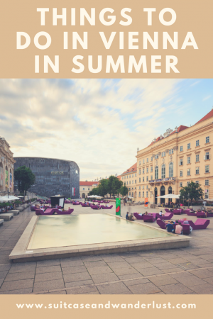 Things to do in Vienna in summer