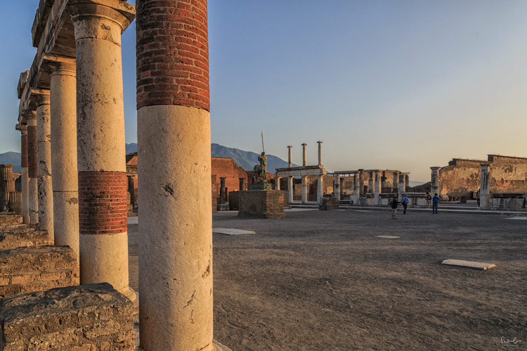 What to see in Pompeii