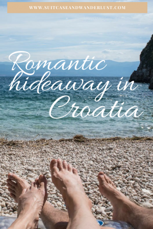 Romantic hideaway in Croatia