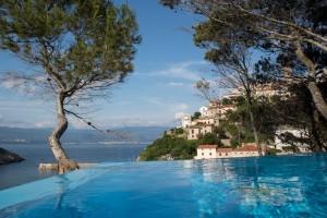 Romantic hideaway Croatia