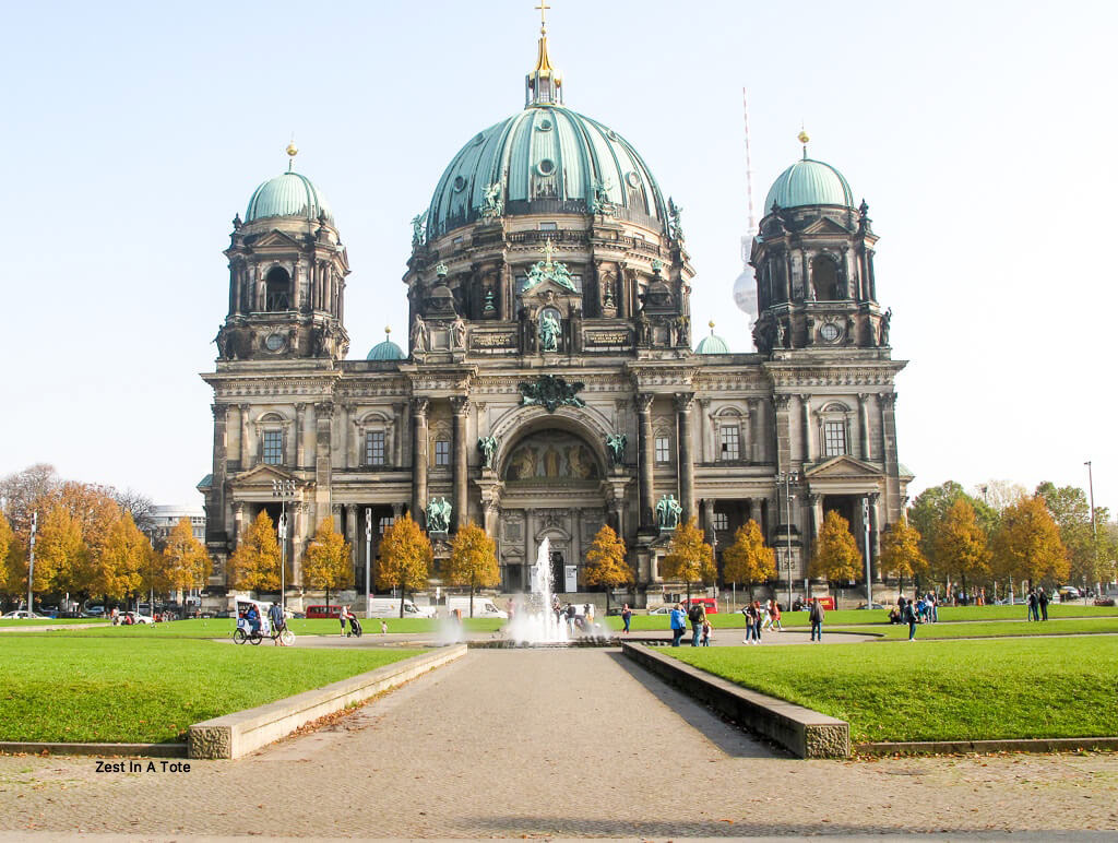 Fall destination Berlin