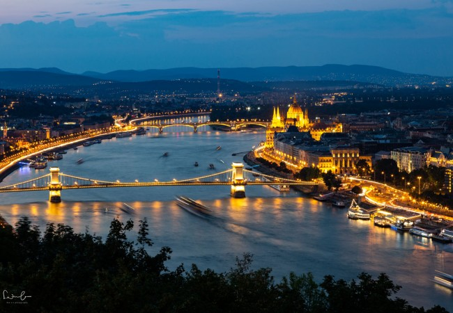 Introducing the best Budapest photo spots