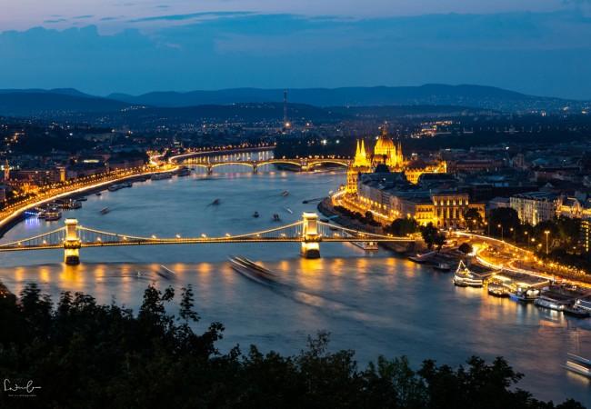 Die besten Fotospots in Budapest