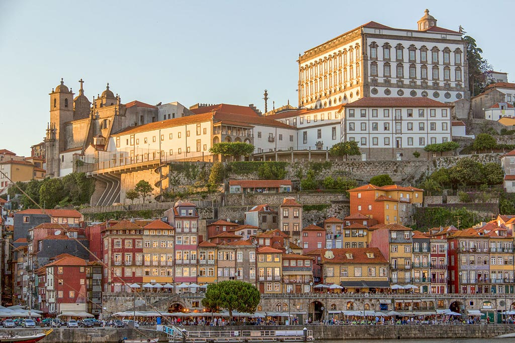 Fall destination Porto