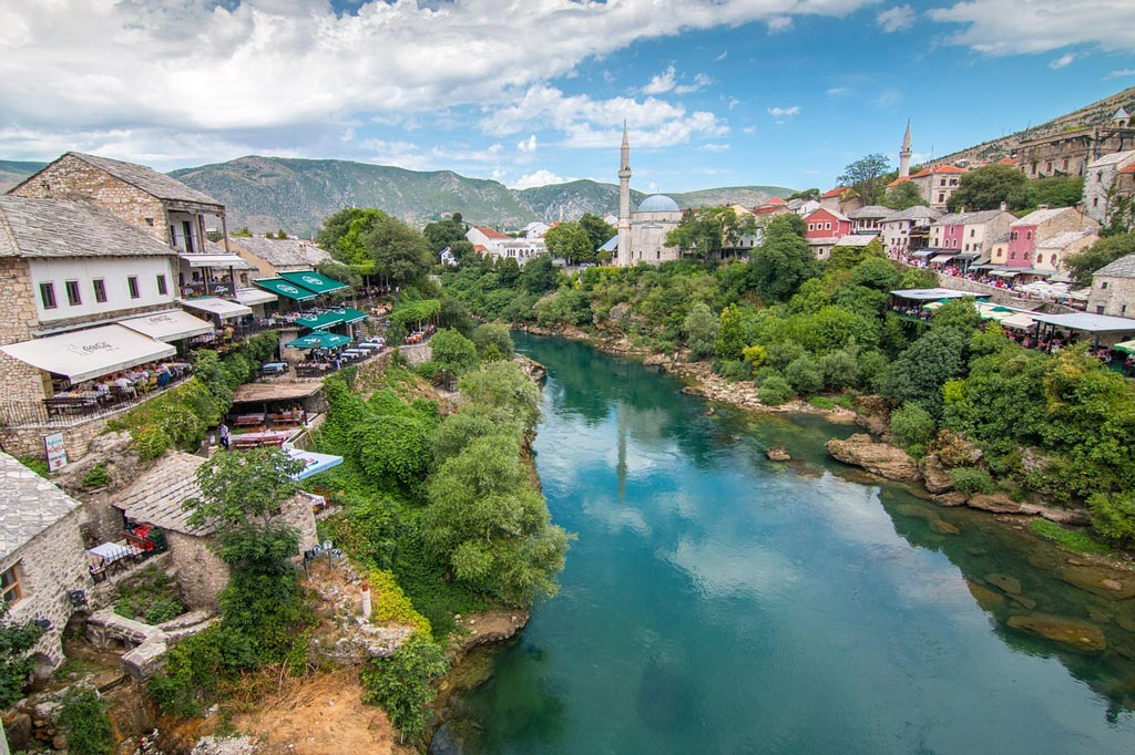 Fall destination Bosnia