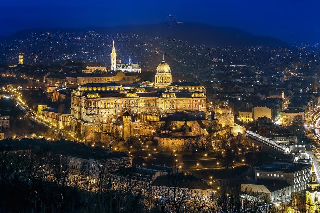 Fotoreise Budapest