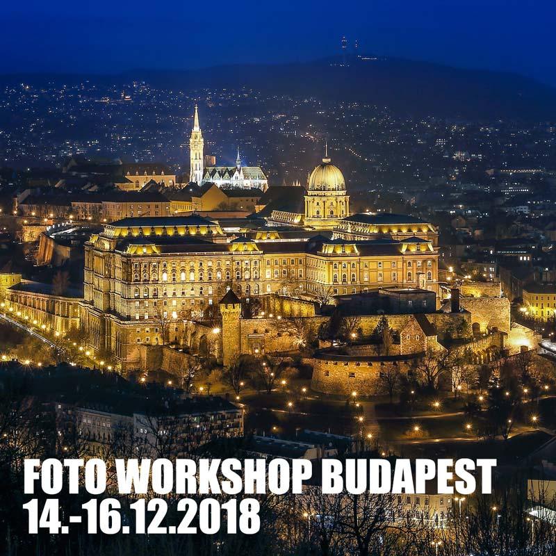 Fotoworkshop Budapest