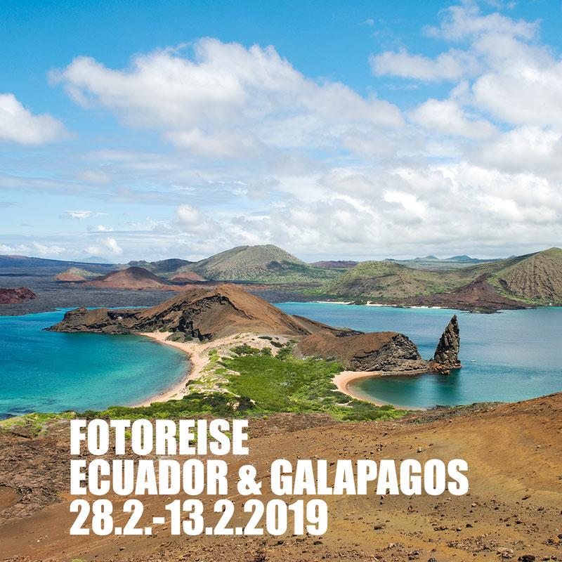 Fotoreise Ecuador Galapagos